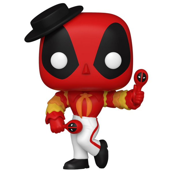 POP Marvel: Deadpool 30th- Flamenco Deadpool
