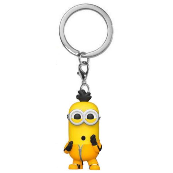 POP Keychain:Minion 2 Movie - Kung Fu Kevin