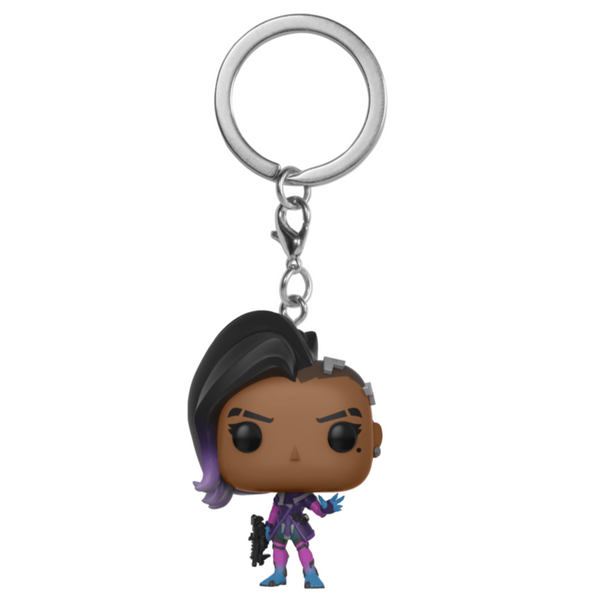 Pop Keychain: Overwatch - Sombra