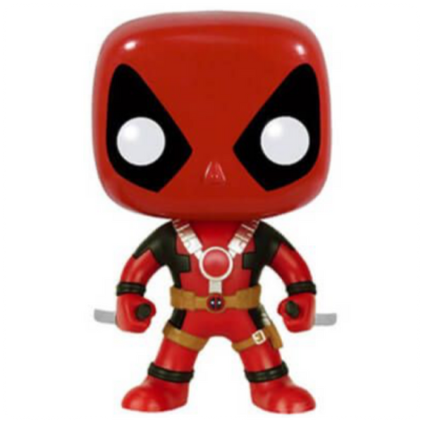 POP Marvel: Deadpool - Two Sword - Fandom