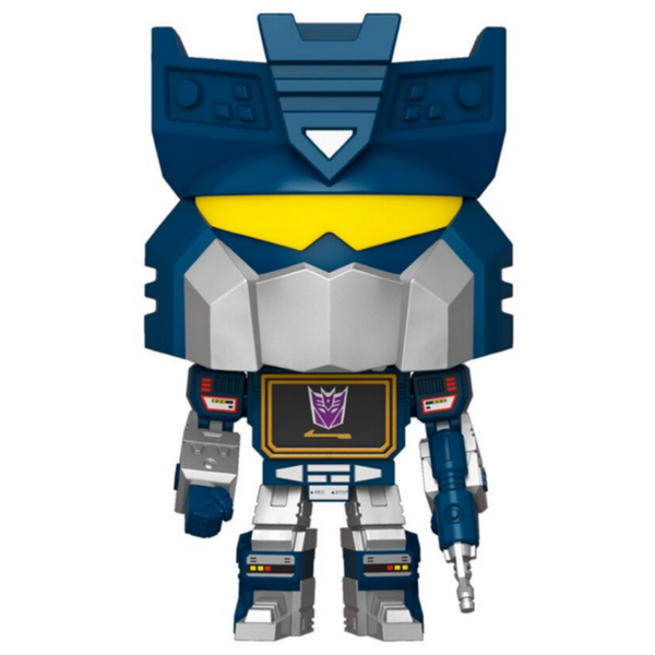 POP Vinyl: Transformers- Soundwave