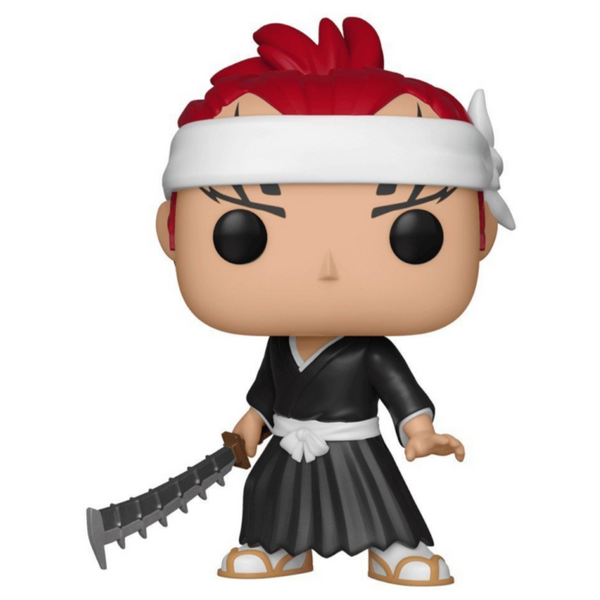 POP Animation: Bleach - Renji