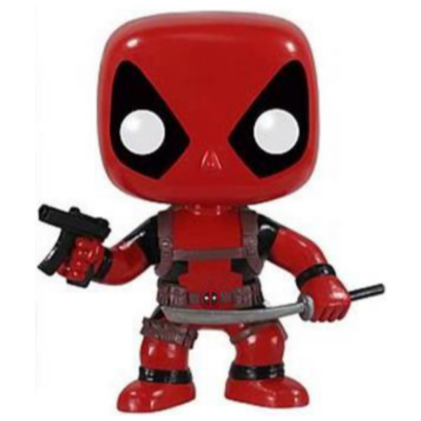 POP Marvel : Deadpool - Fandom