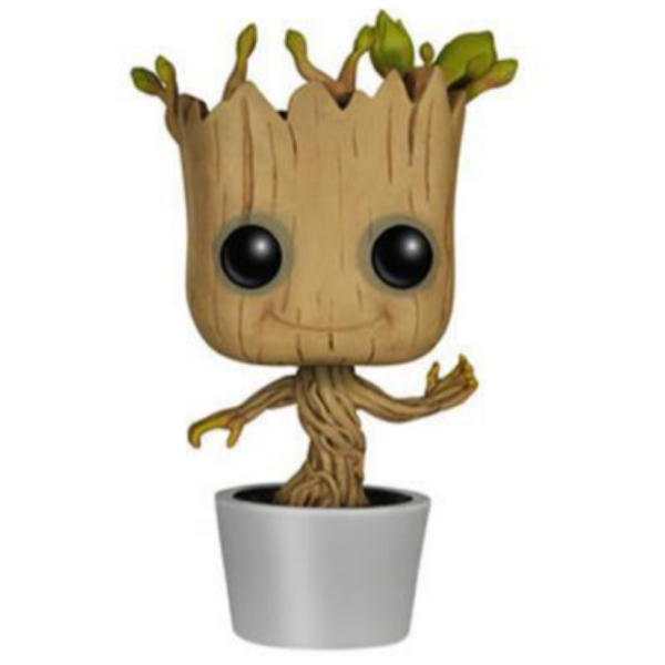 POP Marvel: GOTG - Dancing Groot - Fandom