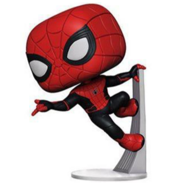 POP Marvel: Spider-Man: Far From Home Spider-Man (Upgraded)