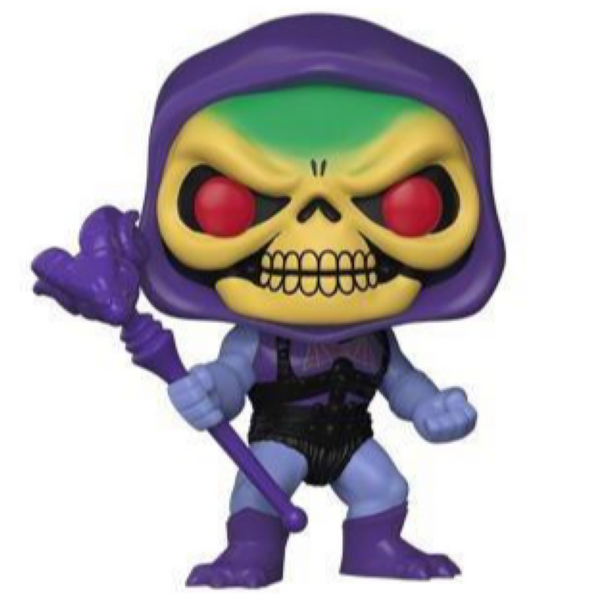 POP MOTU: Battle Armor Skeletor w/ Damaged Armor