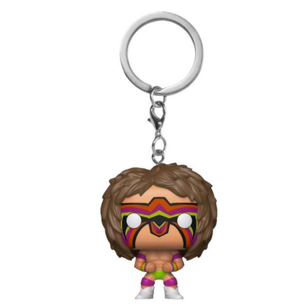 POP Keychain: WWE - Ultimate Warrior (Exc)