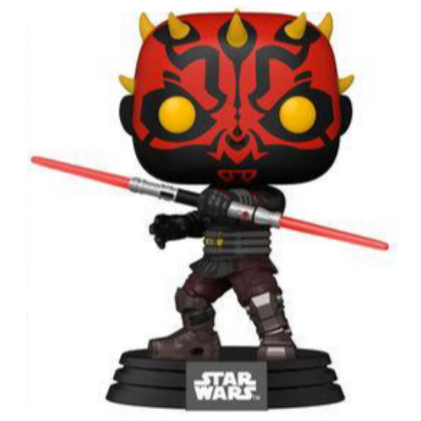 POP Star Wars: Clone Wars- Darth Maul
