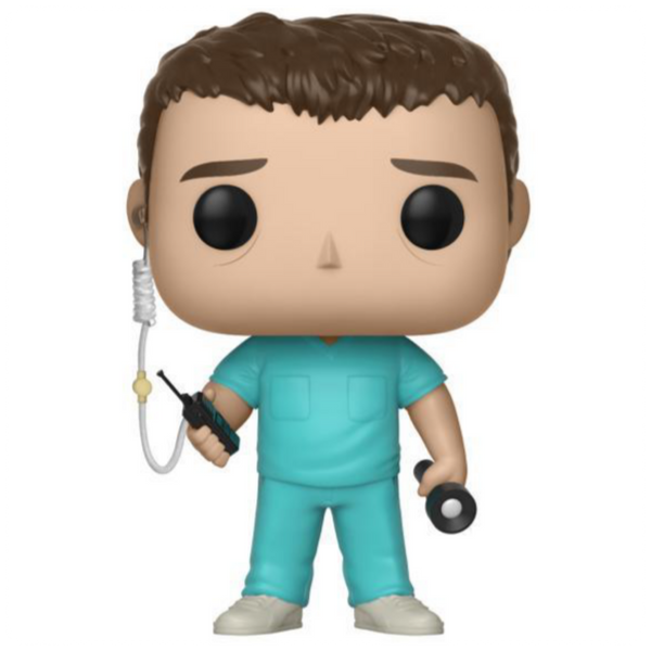 POP TV: ST S2 W5 - Bob in Scrubs
