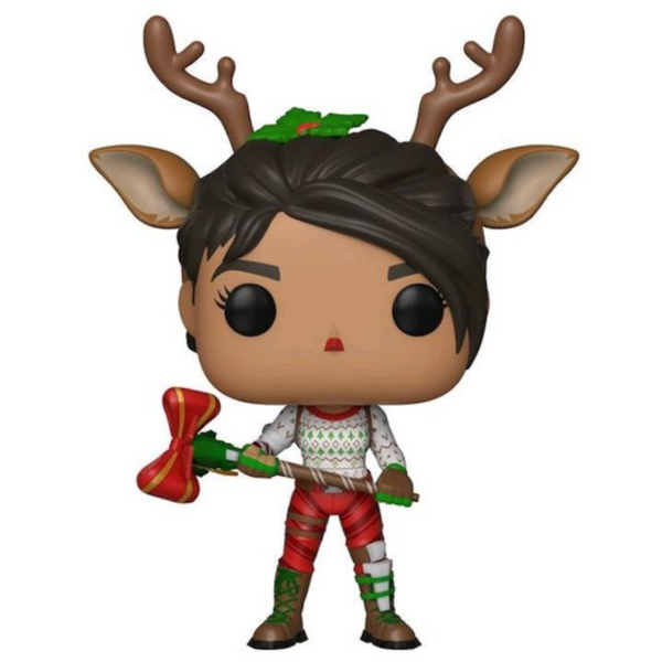 POP Games: Fortnite S1 - Red-Nosed Raider (Exc)
