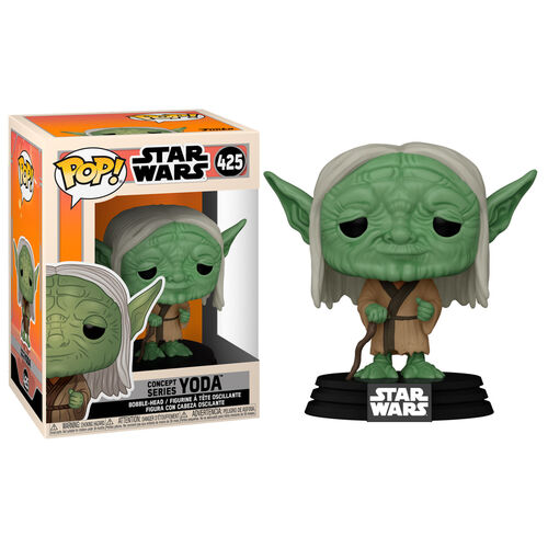 POP Star Wars: SW Concept- Yoda