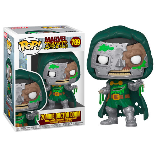 POP Marvel: Marvel Zombies- Dr. Doom