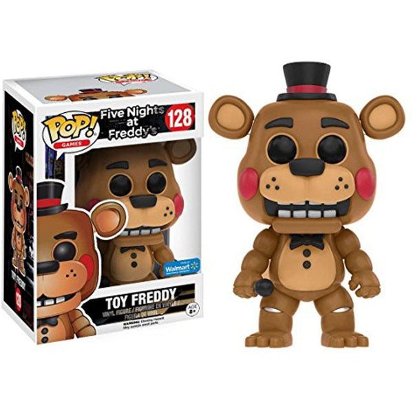 POP Games: FNAF - Freddy - Fandom