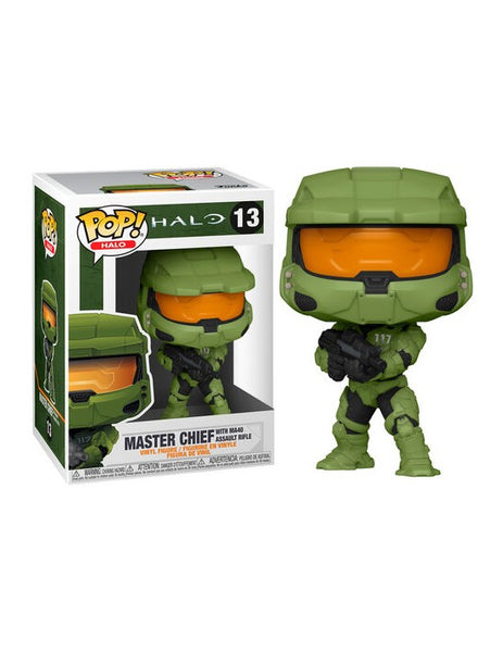 POP Games:Halo Infinite- Master Chief