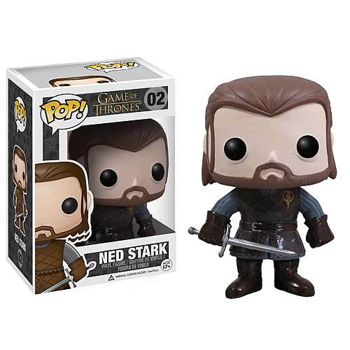 POP GOT : Ned Stark