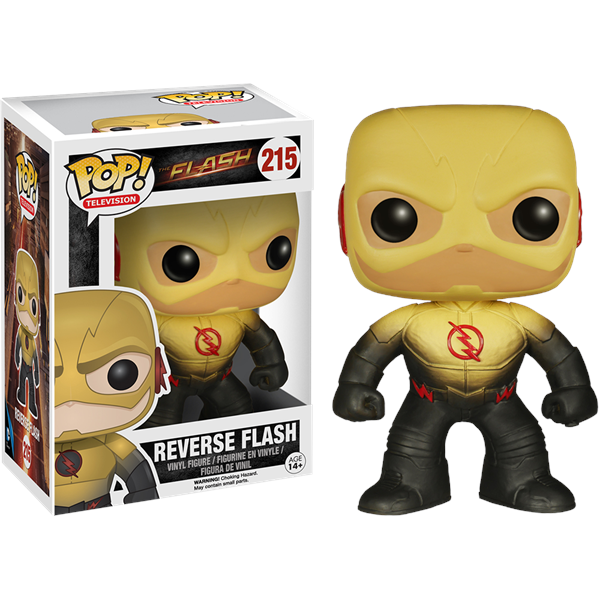 POP TV: The Flash - Reverse Flash - Dubai Hero