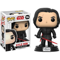 POP Star Wars: SW - EP8 - Kylo Ren