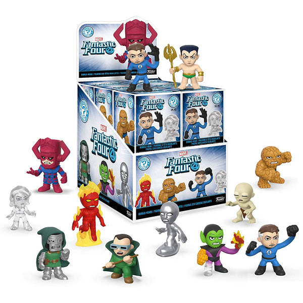 Mystery Mini: Fantastic Four - 12PC PDQ - Fandom