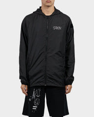 DRKN Zero Shell Jacket Black
