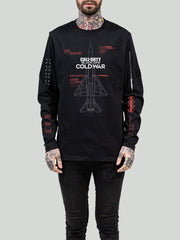 Call of Duty®: Cold War Black Legacy Longsleeve T-shirt