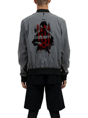 Call of Duty® Reversible Bomber Jacket Black/Reflex