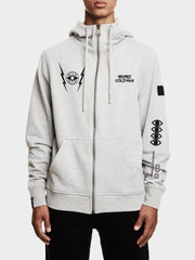Call of Duty®: Cold War Grey Legacy Zip Hoodie