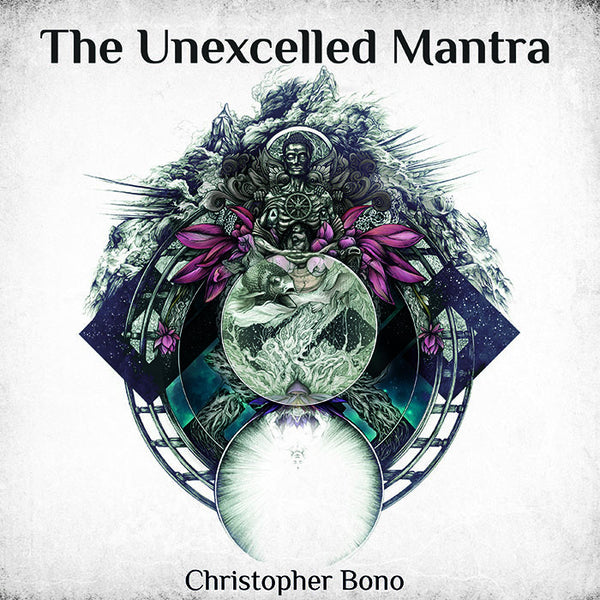 The Unexcelled Mantra Full Score (SATB)