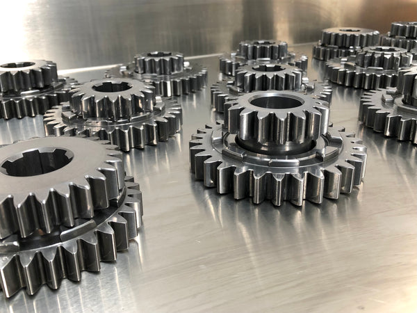 Superfinished Gear ratios