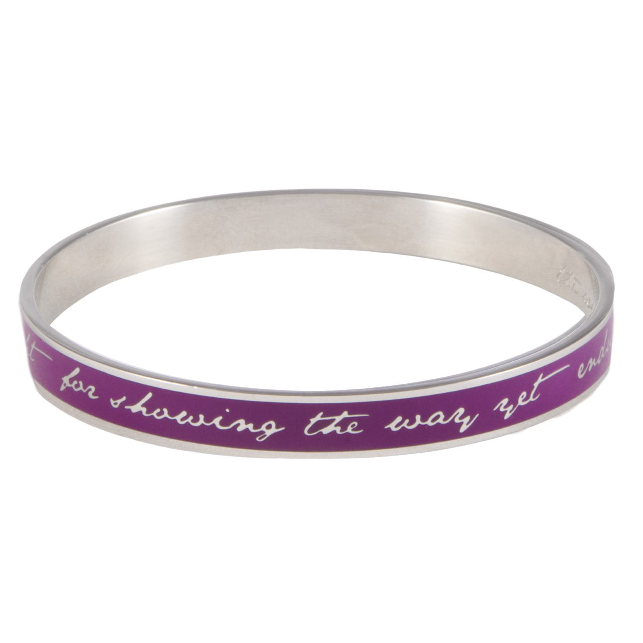 The Wishlet Bracelet - Dark Lilac