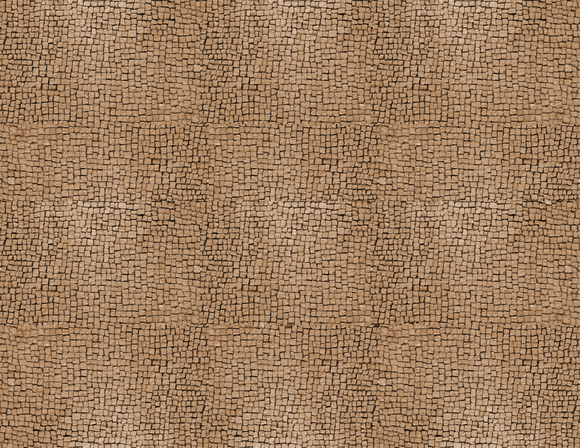 Tan Cobblestone Scenery Sheet