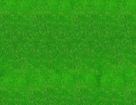 Light Green Grass Model Train Scenery Sheet