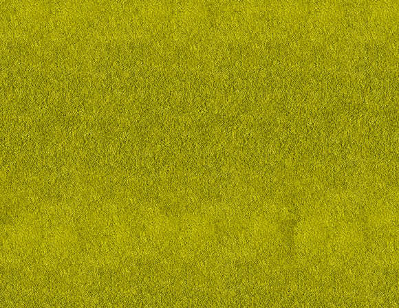 Yellow Grass Model Train Scenery Sheet
