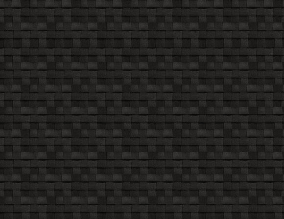 Black Roof Shingles Model Train Scenery Sheet