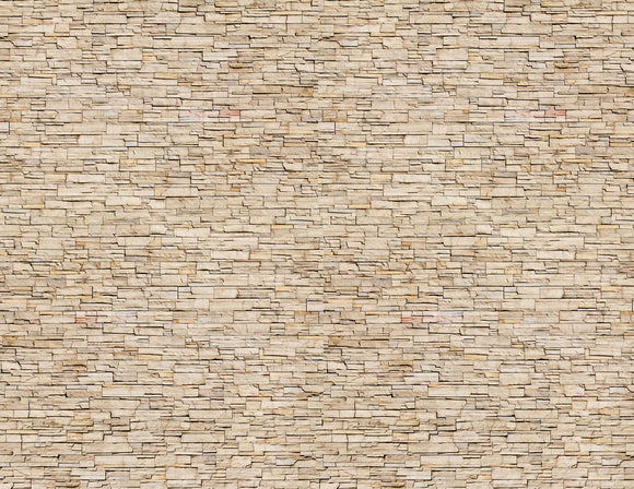 Large White Stone Scenery Sheet