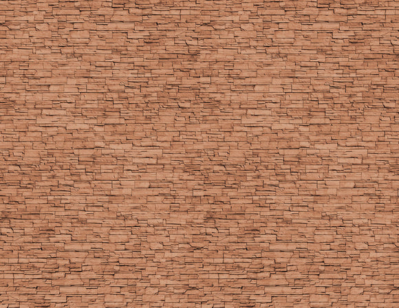 Large Brown Stone Scenery Sheet