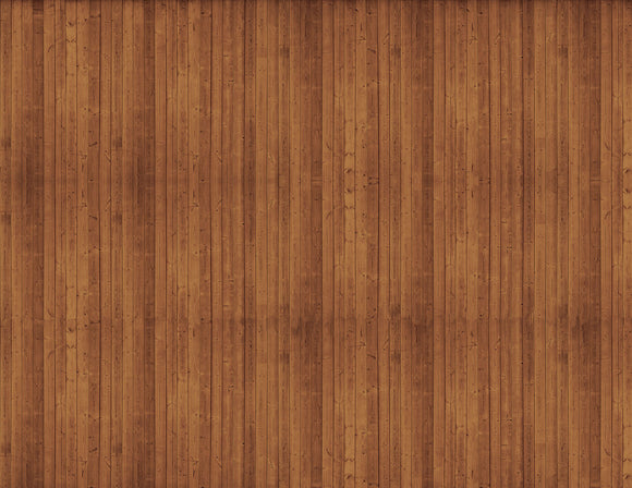 Large Dark Wood Model Train Scenery Sheet