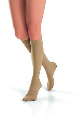Jobst Women's Ultrasheer 15-20 mmHg Knee Highs - Scrubsnmed