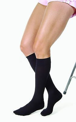 Jobst Relief 15-20 mmHg Knee High Moderate Compression Stockings - Scrubsnmed