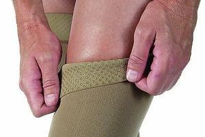 Jobst For Men Compression Thigh High Stocking 30-40 mmHg - Scrubsnmed
