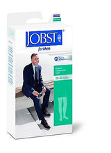 Load image into Gallery viewer, Jobst For Men Compression Thigh High Stockings 20-30 mmHg - Scrubsnmed