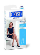 Load image into Gallery viewer, Jobst Women's Ultrasheer 15-20 mmHg Knee Highs - Scrubsnmed