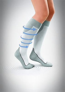 Jobst Sports Compression Socks 20-30 mmHg Knee High - Scrubsnmed