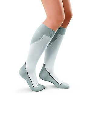 Jobst Sports Compression Socks 15-20 mmHg Knee High - Scrubsnmed