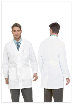 Men's Lab Coat - Scrubsnmed