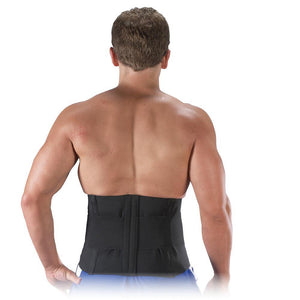 "10"" Dual Tension Back Support Brace - Scrubsnmed"