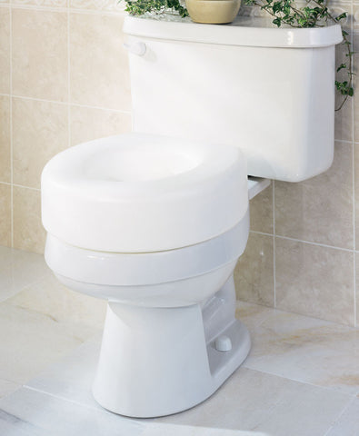 Medline Raised Toilet Seat , Raised Toilet Seats - Medline, Scrubsnmed