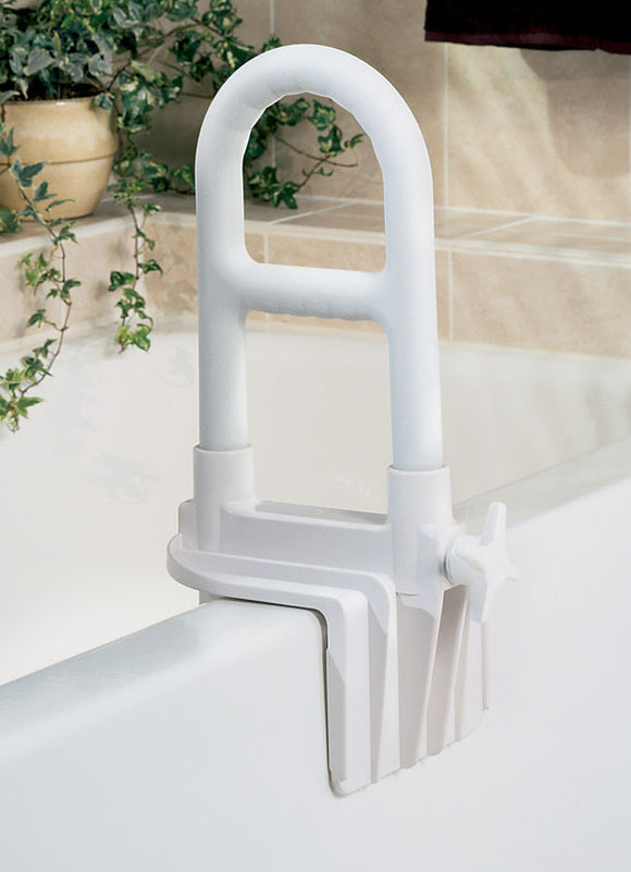 Medline Tub Grab Bar - Scrubsnmed