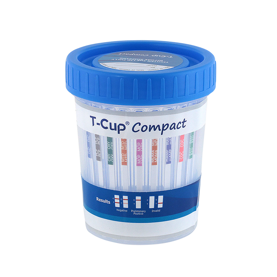 12 Panel Instant Urine Drug Test Cup - CDOA-3124