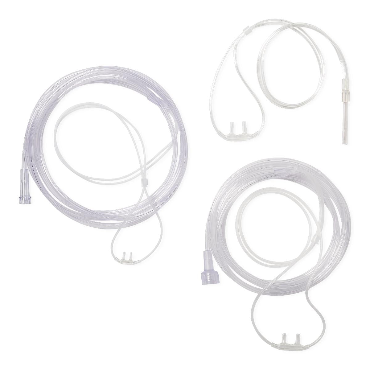 Soft-Touch Oxygen Cannulas with Standard Connector