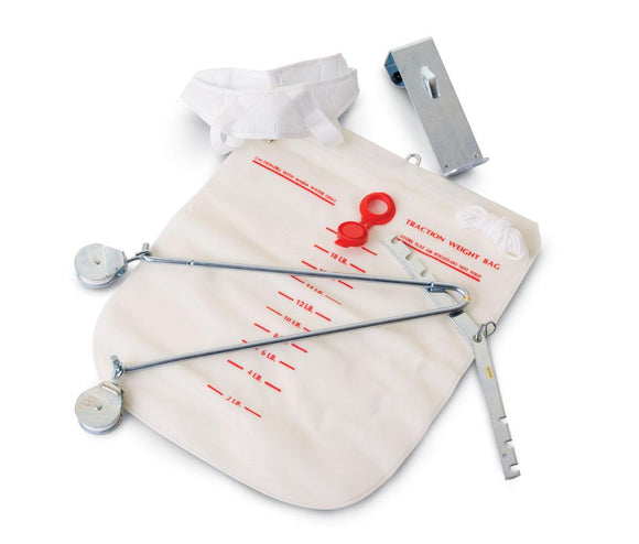 Over-the-Door Cervical Traction Kit